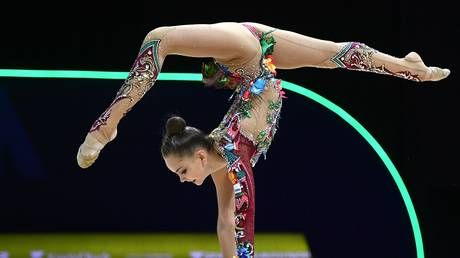 The Averina twins make golden sweep at Rhythmic Gymnastics European Championships