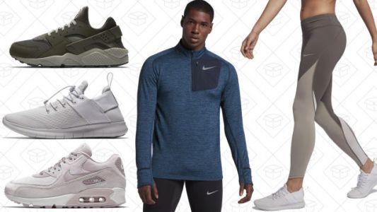 Just Go For a Run Already, But First Take an Extra 20% Off Nike Sale Styles