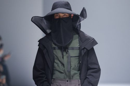 OqLiq Launches Technical FW21 Weather-Themed Collection