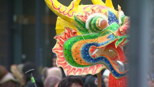 Lunar New Year parade held in Squirrel Hill brings hope, happiness and togetherness