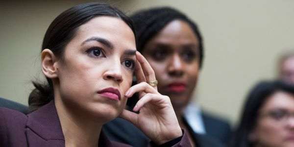 Alexandria Ocasio-Cortez suggested members of Congress should get paid more, but a majority of Americans want the complete opposite