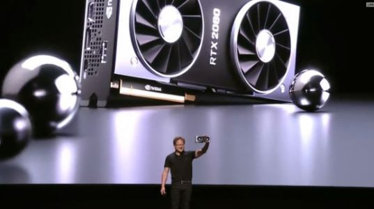 Nvidia CEO: Cryptocurrency mining hangover surprised us
