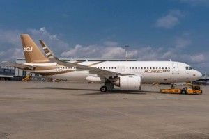 First ACJ320neo Is Assembled