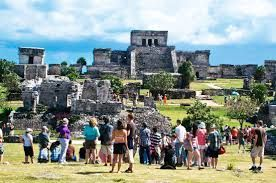 Mexico earns 6.217 billion U.S. dollars from tourism revenue in first quarter of the year