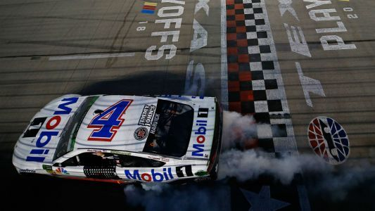 Kevin Harvick loses automatic NASCAR championship berth after failing inspection