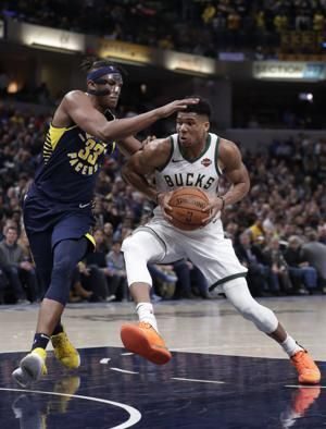 The Latest: Silver pleased with competitive balance in NBA