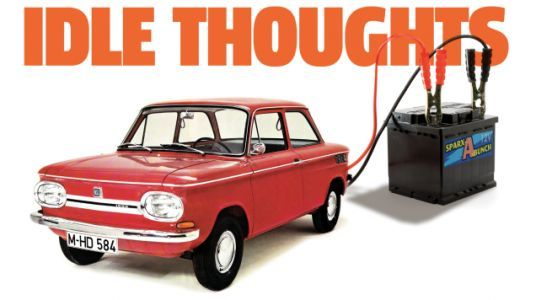 Here's The Deal With Idling Your Coronavirus-Sidelined Cars To Keep Their Batteries Charged