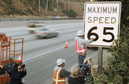 Here's What You Think The Speed Limit Should Be