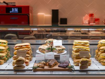 Look Inside the New Fast-Casual Restaurant From GiadaDe Laurentiis