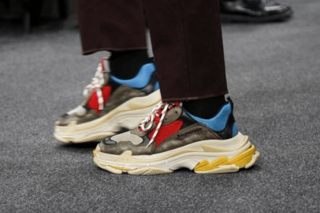 'Dad Sneakers' Are This Winter's Biggest Trend
