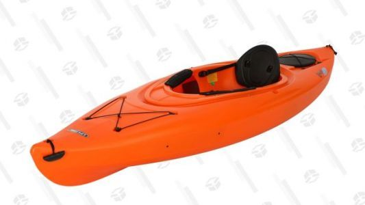Hit the Water This Summer With $100 Off a Kayak