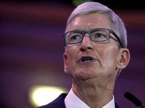 Tech's 5 FAANG stocks just saw $150 billion of their market value vaporized, and Apple is reeling the hardest