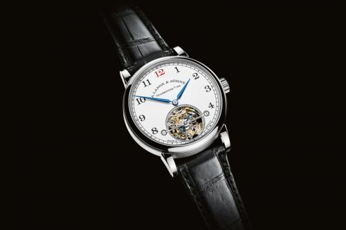 A. Lange & Söhne Unveils the Limited-To-100 1815 Tourbillon With Enamel Dial