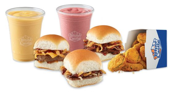 White Castle Wrangles New BBQ Bash Slider Lineup Into Limited-Time Menu