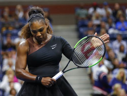 Serena: 'I'd rather lose' than cheat