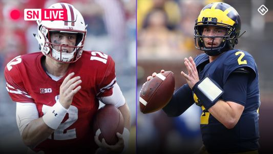 Michigan vs. Wisconsin: Score, updates from rare night game at The Big House
