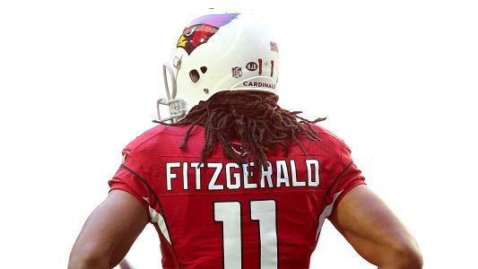 Larry Fitzgerald returning to Cardinals on 1-year deal
