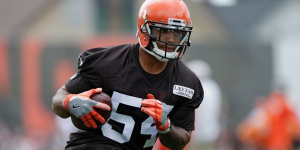 Cleveland Browns cut Mychal Kendricks amidst charges of insider trading just 2 months after signing him to the team