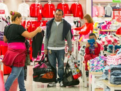The American middle class is dying -and it's driving department stores out of business