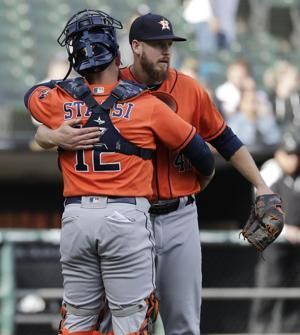 Astros win 6th straight, outscore White Sox 27-2 in sweep