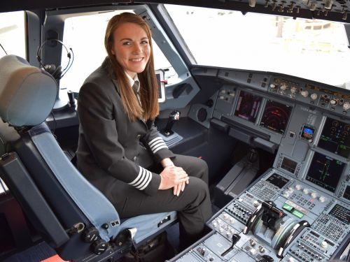 The incredible life of Kate McWilliams, the easyJet pilot who became the world's youngest female captain at the age of 26