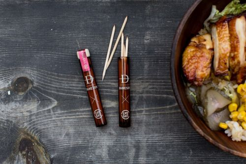 CLOT & DANESON Join Forces to Produce Lemon Iced Tea-Flavored Toothpicks