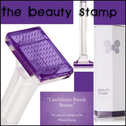 The Beauty Stamp