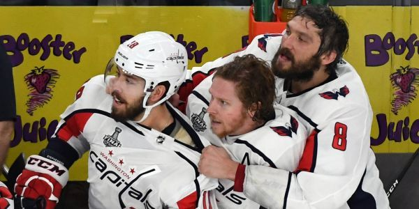 Las Vegas sportsbooks save millions thanks to Capitals' Stanely Cup win over long-shot Golden Knights