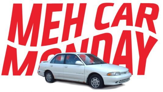 Meh Car Monday: Soar Into Forgettability Like an Eagle Summit