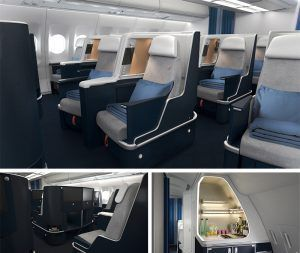 Air France Unveils Its New Long-Haul Travel Cabins Available On Board Airbus A330