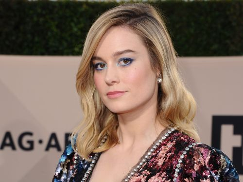 """Brie Larson fought back after being told by fans to """"smile more"""""""