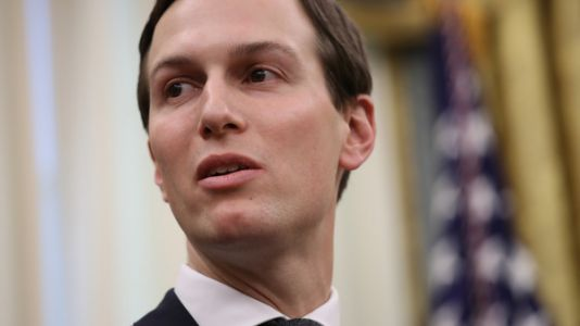 Kushner Used Private Email To Conduct Official Business, House Committee Says