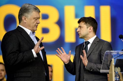 Ukraine's Runoff Election Is More Than a Contest of Personalities