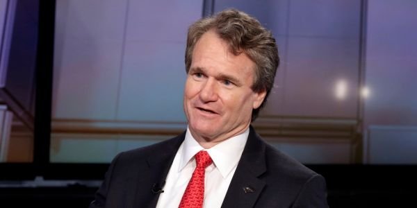 Bank of America CEO: You can buy bitcoin - just not with us