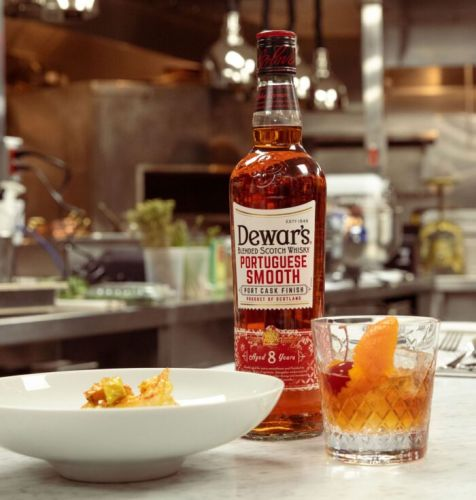 George Mendes Pairs with Dewar's for Virtual Culinary Event