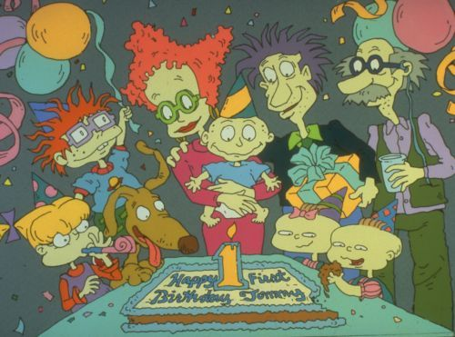 Nickelodeon's 'Rugrats' being rebooted for new TV series and movie