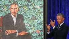 The New Obama Portraits Definitely Brought Out the Internet's Best Meme Game