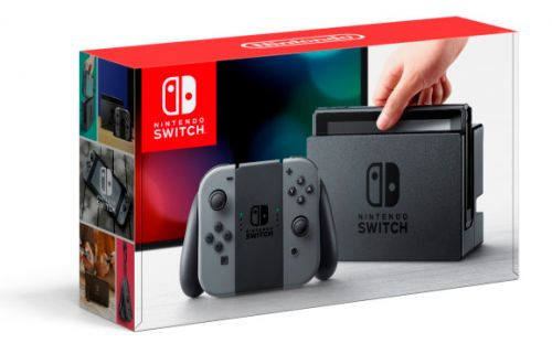 Switch, PlayStation 4, and Xbox One sales are all on fire