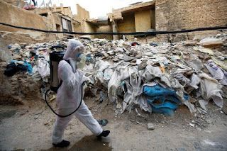 Iraq reports four new cases of coronavirus - health ministry
