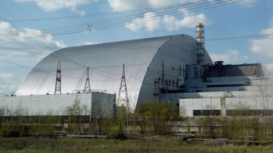 Ukraine Found the Perfect Use for the Radioactive Land of Chernobyl