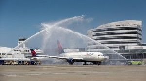 US based Delta Airlines deferred the Japan-Guam flights