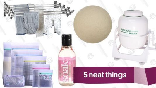 Five Products That Will Level Up Your Laundry Game