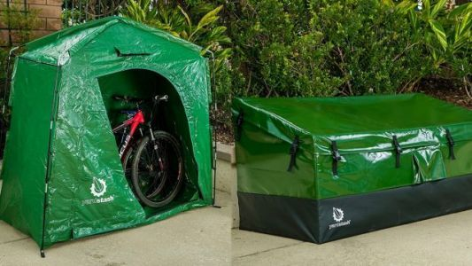 Store Your Stuff In These Discounted Weatherproof YardStash Containers From Woot