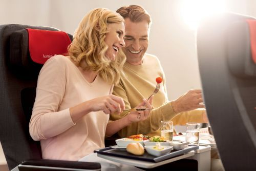 Premium Economy Now Available on All Austrian Airlines Long-Haul Flights