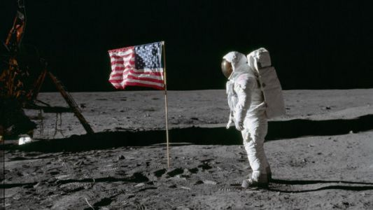 Read Nixon's Never-Delivered Speech in the Event the Moon Landing Failed