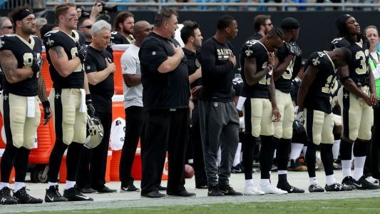 Season-ticket holder sues Saints for refund because of player protests