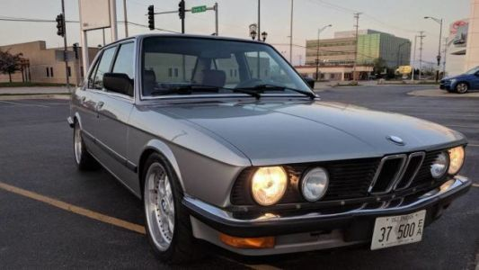 At $19,500, Is This LS-Swapped 1987 BMW 528e A Sleeper That Might Keep You Awake?
