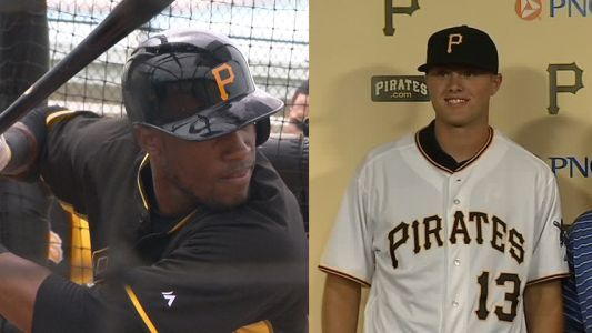 Pirates call up top prospect Austin Meadows for MLB debut tonight; Starling Marte goes on the disabled list