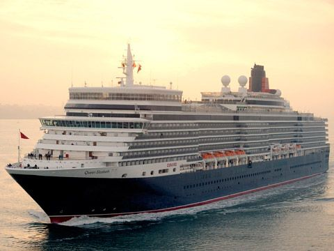 Queen Elizabeth cruise to be based in Melbourne for 2019 to 2020
