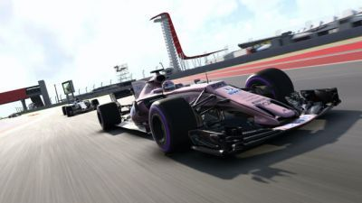 The F1 2017 Game Is Getting Its Own eSports World Championship